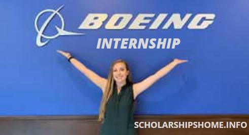 Boeing Internship Summer for Students 2021