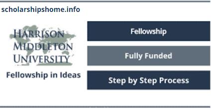 Harrison Middleton University Fellowship 2022
