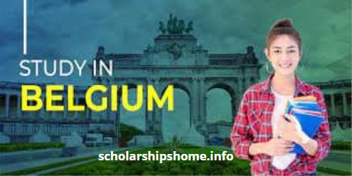 study in Belgium Without IELTS 2022   Belgium Scholarships