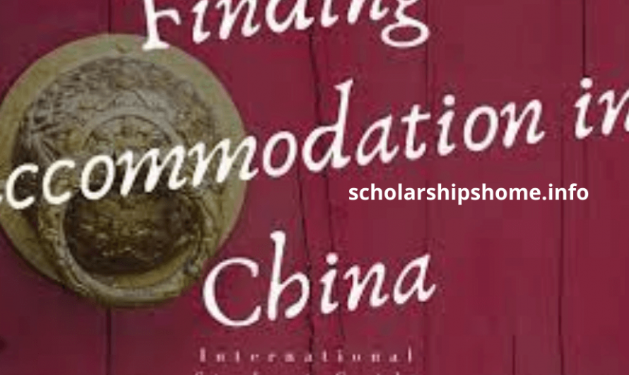Student Accommodation Options in China