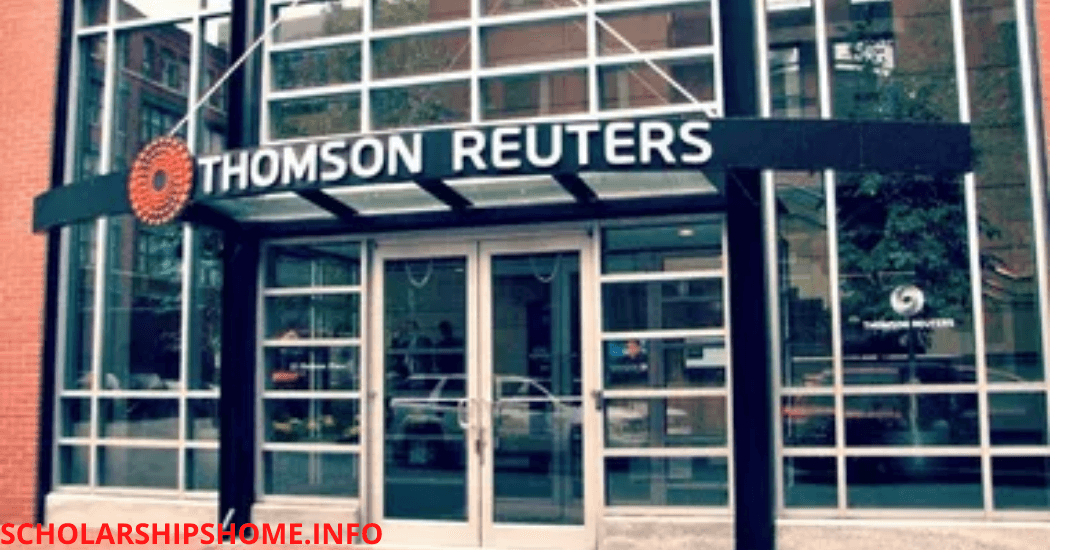 Thomson Reuters Internship 2022   Paid are currently open for the international students for theyear 2022-2023
